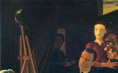 Andre Derain, The Painter and his Family, 1939 (Tate Gallery)