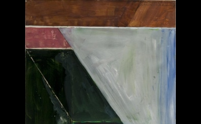 Richard Diebenkorn, Lower Colorado #5, 1970, Collection of the U.S. Department o