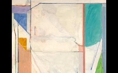 Richard Diebenkorn, Ocean Park #43, 1971, oil on canvas (courtesy of the Orange