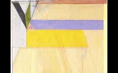 Richard Diebenkorn, Ocean Park #38, 1971. Oil on canvas, 100 1/8 x 81 inches. Th