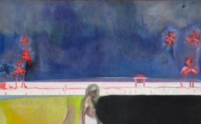 Peter Doig, Untitled, 2011 (courtesy of the artist and Michael Werner Gallery, N