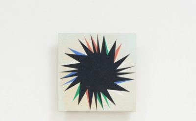 Natalie Dower, Traveling Star, 1996 & Dudeney Circle, 1989 (courtesy of Eagle Ga