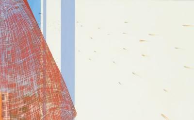 Nicole Eisenman, Close to Edge, 2015, oil on canvas, 82 × 65 inches (courtesy of