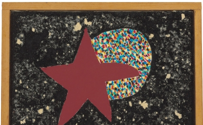 Forrest Bess, A Star, 1967 (© Christie's Images)