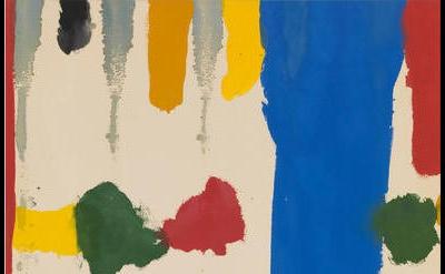 Helen Frankenthaler, Parade, 1965 (Gagosian Gallery / Helen Frankenthaler Foundation / Artists Rights Society)