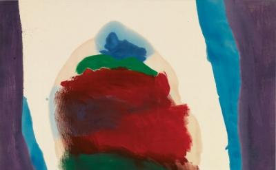 Helen Frankenthaler, Gulf Stream, 1963 (© 2014 Helen Frankenthaler Foundation, I