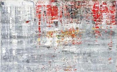 Gerhard Richter Cage 4 2006 © Gerhard Richter