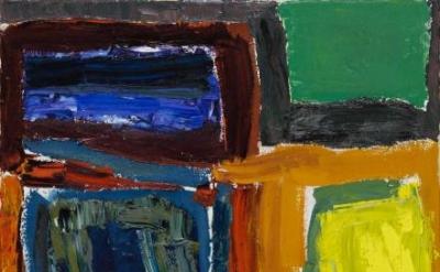 Alan Gouk, Age of Bronze IV, 2011, oil on canvas, 81 x 102 cm (courtesy of Pouss