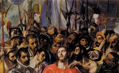 El Greco, The Disrobing of Christ, 1577–1579 (Toledo Cathedral)
