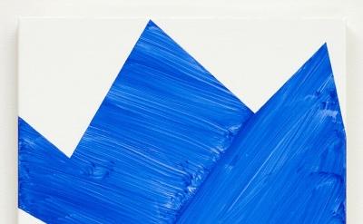 Robert Holyhead, Untitled 2012, oil on canvas, 48.3cm x 33cm (courtesy of the ar