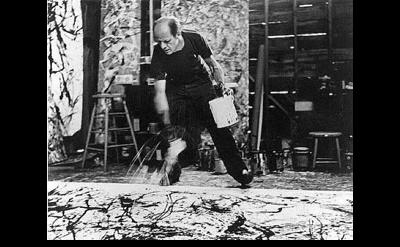 Hans Namuth, Jackson Pollock © Estate of Hans Namuth