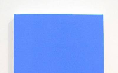 Joshua Smith Untitled, 2012, acrylic on canvas, 20 x 16 inches (courtesy of Shoo