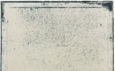 James Krone, Waterhome Screen (D), 2012, oil on canvas, 39 1/2 x 29 1/2 inches (