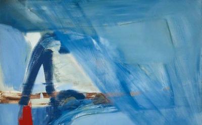 Peter Lanyon, Soaring Flight, 1960 (Arts Council Collection, Southbank Centre, L
