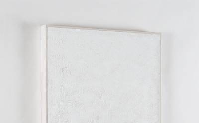 Daniel Levine, Untitled #3, 2009-2012, oil on cotton, 13 7/8 x 13 3/4 inches (co