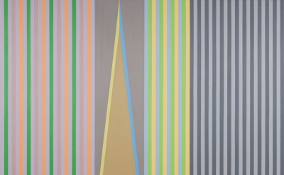 James Little, American Dreamers Denied, 2011, oil and wax on canvas, 72.5 x 96 inches (courtesy of the artist)