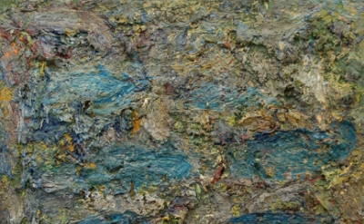 Joel Longenecker, Cigar Envy, 40 x 30 inches, oil on linen, 2012 - 2013 (courtes