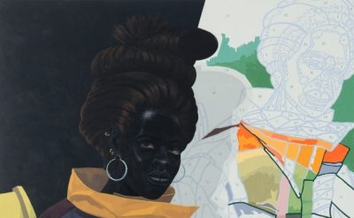 Kerry James Marshall, Untitled (Painter), 2010 (Courtesy of the Metropolitan Museum of Art)