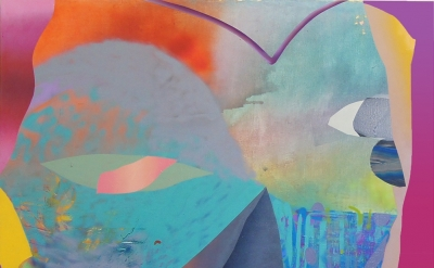 Heather Leigh McPherson, w/out Seeing, 72 x 66 inches (courtesy of the artist)