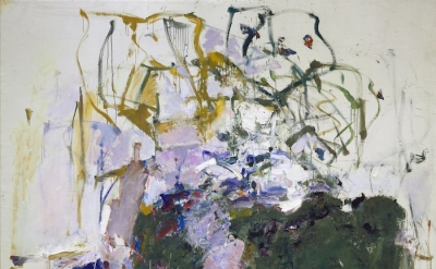 Joan Mitchell, Untitled, 1964, oil on canvas (© Estate of Joan Mitchell, collect