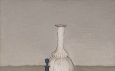 Giorgio Morandi, Still Life, 1955, oil on canvas, 40 x 35 cm (© Private collecti
