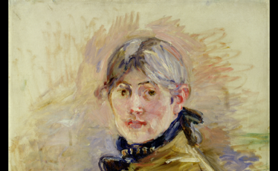 Berthe Morisot, Self-portrait, 1885 © Musée Marmottan Monet, Paris / Bridgeman A
