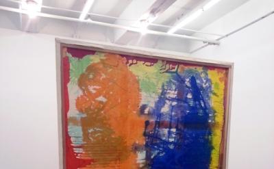 Installation view, Dona Nelson: Phigor at Thomas Erben Gallery, New York