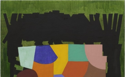 Thomas Nozkowski, Untitled (9-2), 2011 (courtesy of the artist and Pace Gallery)