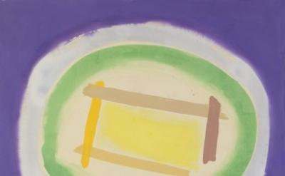 William Perehudoff, AC-88-81, 1988, acrylic on canvas, 169 x 172 cm (courtesy of