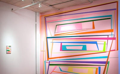Installation view: Gary Petersen: Not now, but maybe later at THEODORE:Art