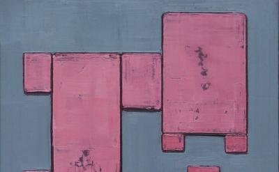 Gabriel Phipps, Nursemaid's Elbow, 2010, oil on canvas, 39 x 24 inches (courtesy