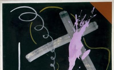 Sigmar Polke, German, Modern Art (Moderne Kunst) 1968 © 2014 Estate of Sigmar Po