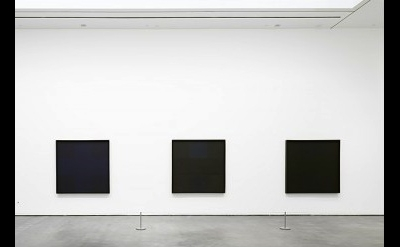 Installation View: Ad Reinhardt at David Zwirner Gallery, New York, 2013