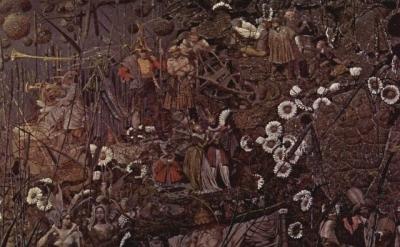 Richard Dadd, The Fairy Feller's Master Stroke, c. 1855-64