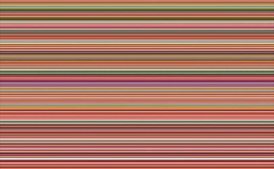 Gerhard Richter, 925-1 STRIP, 2012 (courtesy of Marian Goodman Gallery)