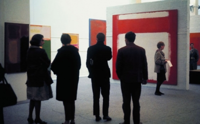Mark Rothko 1961, Whitechapel Gallery. Photograph: Sandra Lousada (source: studi