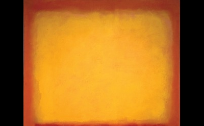 Mark Rothko, Yellow over Purple, 1956 (courtesy of Kate Rothko Prizel and Christ