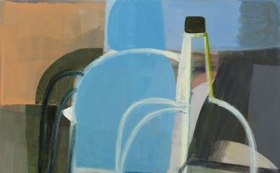 Amy Sillman, Still Life 2, 2014 (courtesy of the artist and Sikkema Jenkins & Co