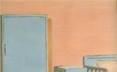 Luc Tuymans, Silent Music, oil on canvas, 83 x 70 cm, 1992 (courtesy of the arti