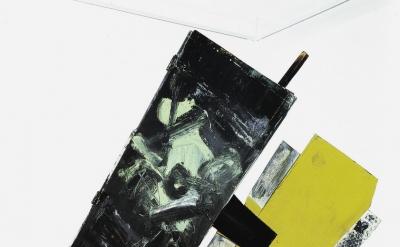 Emilio Vedova, Plurimo Omaggio a Dada Berlin, 1964-1965 (private collection)