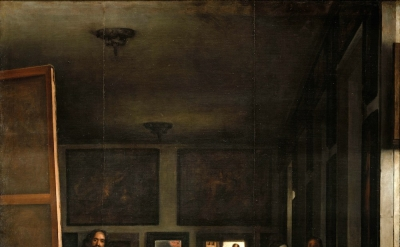 Diego Velázquez, Las Meninas, 1656, Oil on canvas, 125.2 × 108.7 inches (Museo d