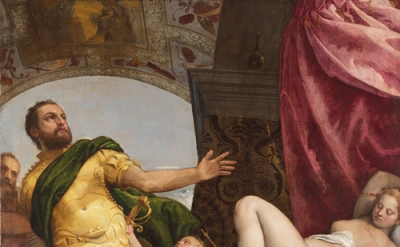 Veronese, Respect from 'The Allegories of Love' (c.1570-75) London National Gall