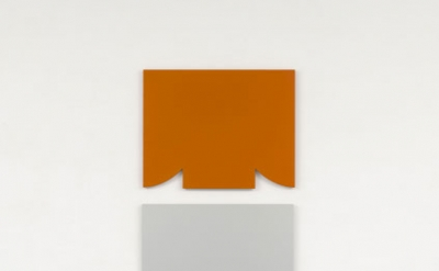 Cecilia Vissers, Wald L, 2013, anodized aluminum each part, 60x47cm (courtesy of