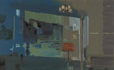 Richard Walker: House Paintings   Painters\' Table