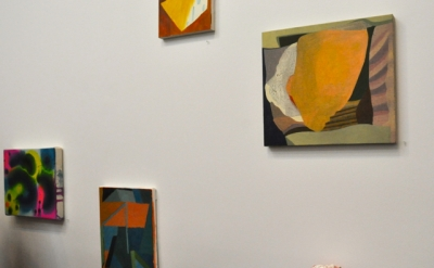 Installation View, What I Like About You: at Parallel Art Space, Brooklyn (photo