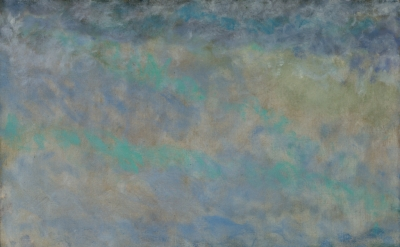 Jane Wilson, Frozen Fields, 2004, oil on linen, 30 x 36 inches (courtesy of DC M