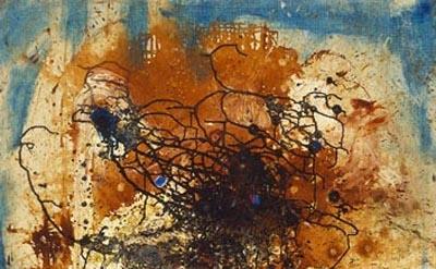 Wols, Untitled (© 2012 Artists Rights Society (ARS), New York / ADAGP, Paris The