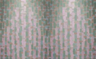 Rachael Wren, Overgrowth, 2013, oil on linen, 24 x 24 inches (courtesy of the ar