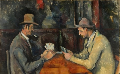 Cezanne, Card Players