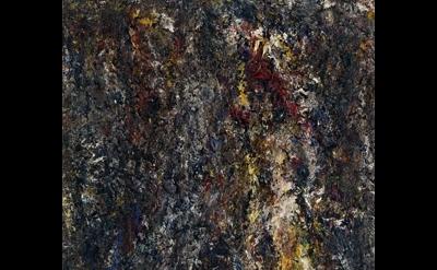 Eugene Leroy, Nu (1995-2000), detail